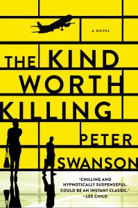 The Kind Worth Killing - U.S. paperback